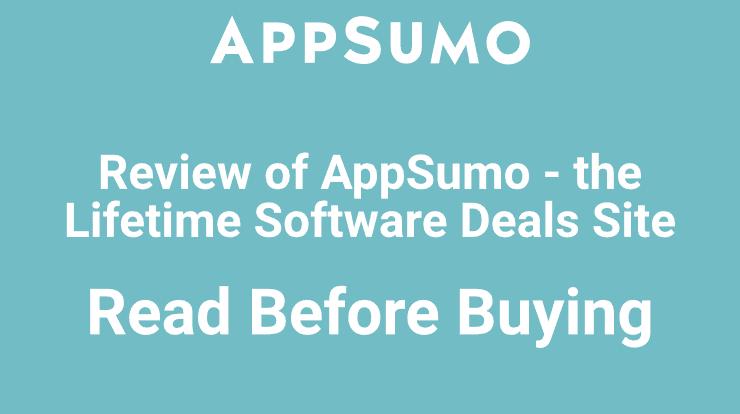 AppSumo Review Hero